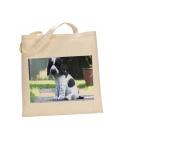 Cocker Spaniel DOG 100% Cotton Bag(FC) #78