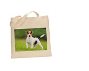 Jack Russell DOG 100% Cotton Bag(FC) #148