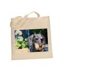 Dachshund DOG 100% Cotton Bag(FC) #87
