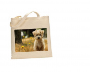 Havanese DOG 100% Cotton Bag(FC) #132