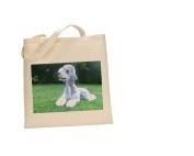 Bedlington Terrier DOG 100% Cotton Bag(FC) #27