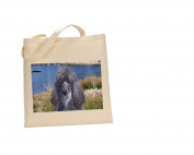 Poodle DOG 100% Cotton Bag(FC) #197