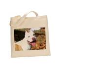 American Pitbull #DOG 100% Cotton Bag(FC) #12