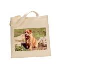 Norfolk Terrier DOG 100% Cotton Bag(FC) #177