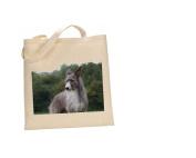 Lurcher DOG 100% Cotton Bag(FC) #165