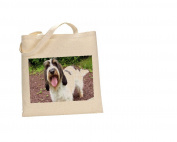 Basset Hound DOG 100% Cotton Bag(FC) #22