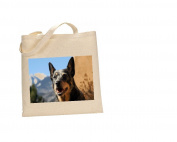 Australian Cattle DOG 100% Cotton Bag(FC) #17