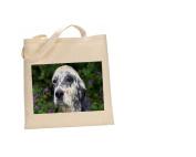 English Setter DOG 100% Cotton Bag(FC) # 102