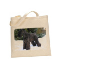 Kerry blue terrier DOG 100% Cotton Bag(FC) #155