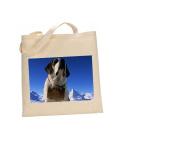 Saint Bernard DOG 100% Cotton Bag(FC) #239