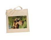 Irish Terrier DOG 100% Cotton Bag(FC) #140