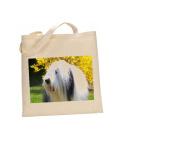 Old English Sheepdog (2) #DOG 100% Cotton Bag(FC) #181