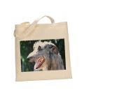 Scottish Deerhound DOG 100% Cotton Bag(FC) #216