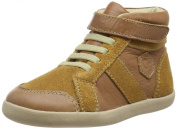 Old Soles Taller, Boys' Ankle Boots, Brown (Tan), UK child 5