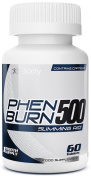 PHENBURN® 500 Slimming Pills by eBody | Weight Loss Diet Aid