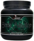 Beta Alanine - 300 grammes by AI Sports Nutrition mm