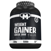 Mammut 4500 g Chocolate Weight Gainer Crash 5000