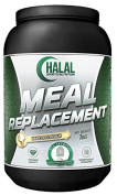 Halal Sports Nutrition Meal Replacement - Vanilla 1kg