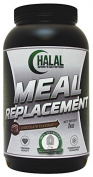 Halal Sports Nutrition Meal Replacement - Chocolate 1kg