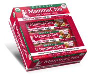 Organic Chia Vitality Bar, Cherry & Dark Chocolate - Mamma Chia - UK Seller