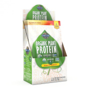 Organic Plant Protein, Grain Free, Smooth Energy - Garden of Life - UK Seller