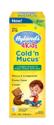 4 Kids, Cold 'n Mucus, 4 fl oz (118 ml) - Hyland's - UK Seller