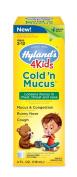 4 Kids, Cold 'n Mucus, 4 fl oz (118 ml) - Hyland's - UK Seller