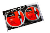 Hard Muk Duo Pack - Citrus Orange - 50g Pack + 95g Pack