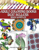 Adult Coloring Books Best Sellers Sampler