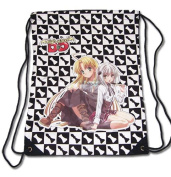 String Backpack - High School DxD - New Asia & Koneko Draw Sling Bag ge11631
