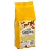 Whole Ground, Golden Flaxseed Meal, 470ml
