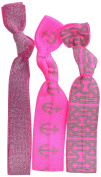 Twistband Royce Hair Ties - Set of 3