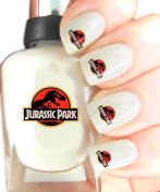 Easy to use, High Quality Nail Art For Every Occasion! Jurassic Park