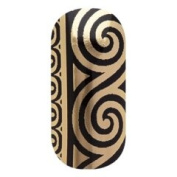 CND Minx Nails Decals - New Design - Zoe Vokis Grecian Goddess