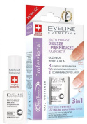 Eveline Cosmetics 3 in 1 Instantly Whiter Nails - Nail Whitener - 12ml
