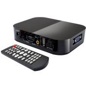 Honey Bear Full HD 1080P Media Player TV BOX For 2TB External Hard Drive, HDMI , AV ,USB, VGA, SD/MMC Port, Support Blu-Ray Mvoies