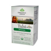 Organic India Organic Tulsi Tea Original (Holy Basil)- 25 Tea Bags