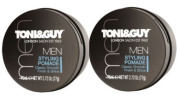 Toni & Guy Men STYLING POMADE (pack of 2) 75ml each = 150ml