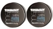Toni & Guy Men STYLING POMADE (pack of 2) 75ml each = 150ml