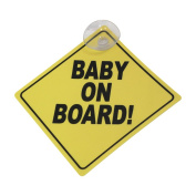 Carpoint 1710579 Sign Baby on Board