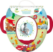Disney Pixar Cars Toddler Child Soft Potty Padded Toilet Training Seat