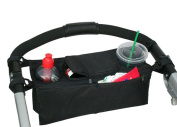 EJY Pram Storage Bags Baby Stroller Pushchairs Cup Bottle Drinks Food Holder Organiser