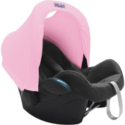 Hoody Replacement Infant Car Seat Hood Baby Pink