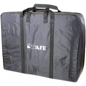 iSafe Large Holiday TWIN / INLINE / DOUBLE Travel Bag Luggage Heavy Duty Design For iSafe Me & You Travel Tote