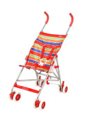 Red Kite Baby Push Me Lite Summer Stripe Pushchairs