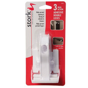 Stork Child Care Adhesive Cabinet Locks