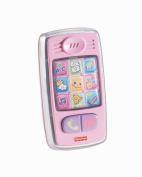 Fisher-Price Laugh and Learn Smilin Smart Phone, Pink