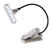 Mighty Bright 44812 HammerHead LED Book Light, Silver