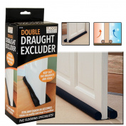 Double-Sided Draught Excluder- Twin Guard