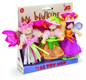 Le Toy Van Budkins Garden Fairies Gift Pack